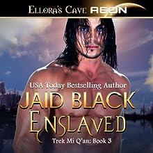 Enslaved Audiobook by Jaid Black Narrated by Tillie Hooper