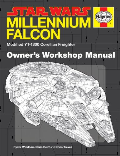 Star Wars: The Millennium Falcon Owner