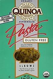 Ancient Harvest Organic Quinoa Pasta, Elbows, 8 Ounce (Pack of 12)