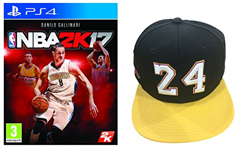 NBA 2K17 + Cappellino - Limited - PlayStation 4