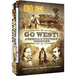 Go West! - America's Western Frontier