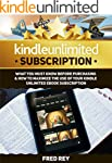 Kindle Unlimited Subscription: What Y...