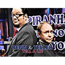 Penn & Teller Tell A Lie Season 1