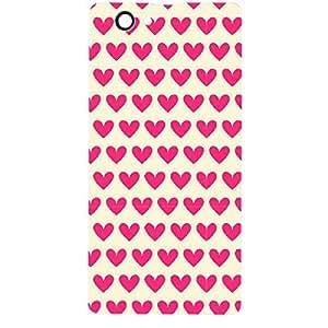 Skin4gadgets HEART Pattern 17 Phone Skin for XPERIA Z1