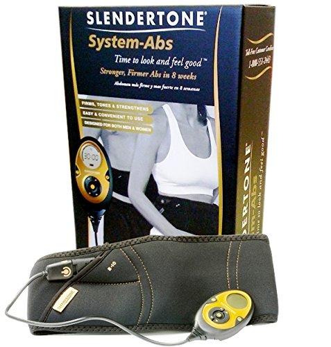 Slendertone System-Abs Muscle Toning Belt (Unisex) (Slendertone 7 Program Ab Toner compare prices)