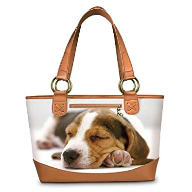 Faithful friend dog themed tote bag unique dog lover gift for Unusual dog gifts