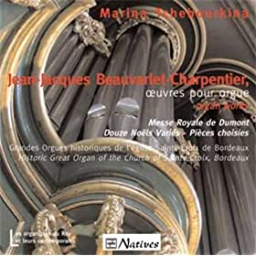 Beauvarlet-Charpentier: uvres pour orgue