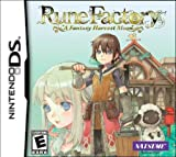 Rune Factory A Fantasy Harvest Moon (DS 輸入版 北米) - Natsume