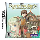 Rune Factory: A Fantasy Harvest Moon ~ Natsume