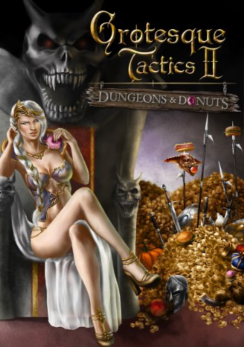 Grotesque Tactics 2 Dungeons And Donuts [Online Game Code]