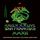 AXIS XXX - Live In San Francisco [2 CD/DVD Combo][Deluxe Edition] by Asia (2015-05-04)
