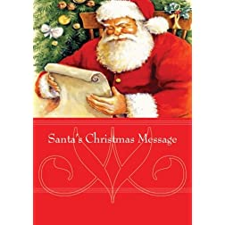 Santa's Christmas Message