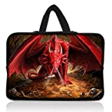 Colorfulbags Red Dragon Design 17
