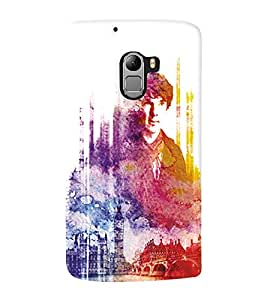Gotrendy Back Cover For Lenovo K4 Note