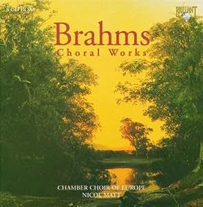 Brahms - Intégrale de l'Oeuvre chorale a capella