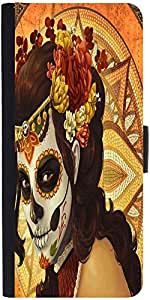 Snoogg Tribal Chicdesigner Protective Flip Case Cover For Apple Iphone 6S Plus