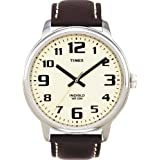 Timex Original T28201 PF Men's Analog Quartz Watch with Brown Leather Strapby Timex Classic