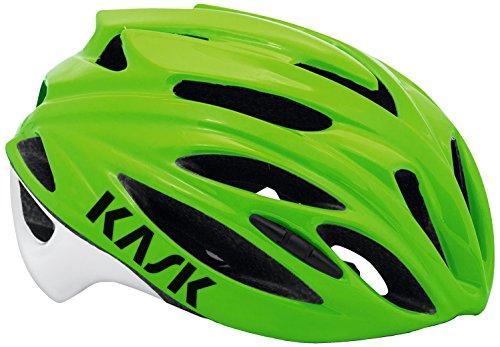 Kask Rapido - Casco da strada, verde (verde), 59 cm - 62 cm