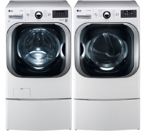 Lg Front Load Washer And Dryers front-331188