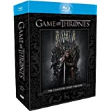 Game of Thrones - Season 1 (Includes 'Creating The Visuals' Bonus Disc - Amazon.co.uk Exclusive) [Blu-ray] [Region Free]by Sean Bean