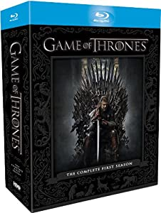Game of Thrones - Season 1 (Includes 'Creating The Visuals' Bonus Disc - Amazon.co.uk Exclusive) [Blu-ray] [Region Free]