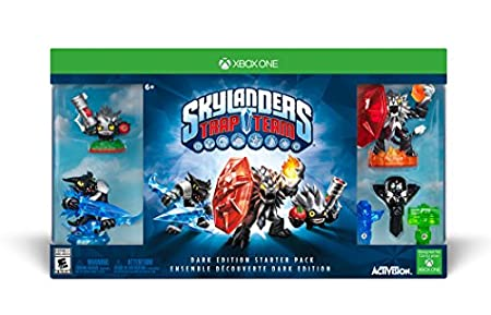 Skylanders Trap Team Dark Edition - Xbox One