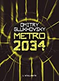 M�tro 2034 (La Dentelle du Cygne)