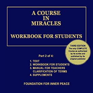 A Course in Miracles: Workbook for Students, Vol. 2 Audiobook