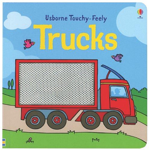 Trucks Touchy Feely (Usborne Touchy-Feely)