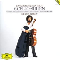 Bach, J.S.: 6 Suites for Solo Cello (2 CD's)