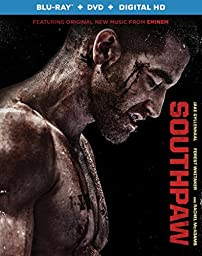 Southpaw (Blu-ray + DVD + Ultraviolet)