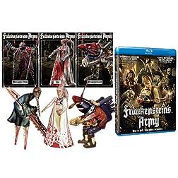 Frankenstein's Army + 3 Toys [Blu-ray]