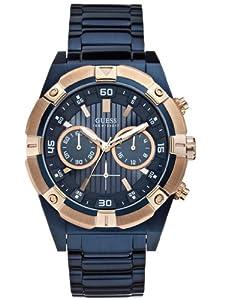 Reloj Guess Steel de caballero W0377G4