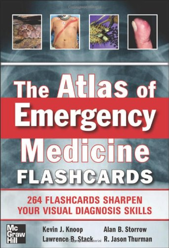 The Atlas Of Emergency Medicine Flashcards front-1077745