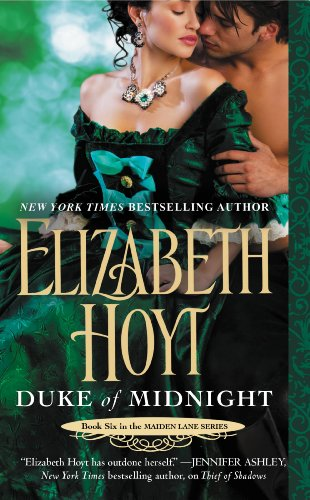 Elizabeth Hoyt - Duke of Midnight (Maiden Lane)