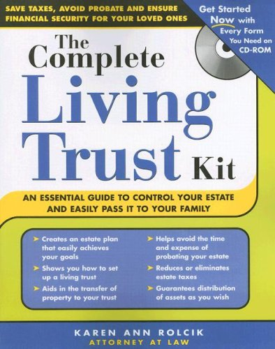 The Complete Living Trust Kit