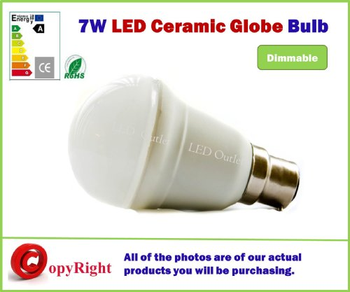 Dimmable B22 culot