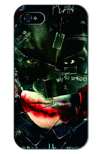 Sprawl New Fashion Design Hard Skin Case Cover Shell For Mobilephone Apple Iphone 5 5S--Scary Face