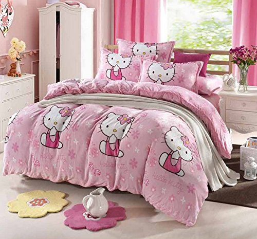 Hello Kitty Baby Bedding 6427 front