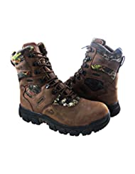Wolverine Men's Hawthorne Soft-Toe Insulted Waterproof 8 inch Hunting Boots
