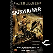 Skinwalker: Jane Yellowrock, Book 1 (       UNABRIDGED) by Faith Hunter Narrated by Khristine Hvam