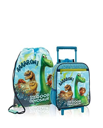 Disney Mochila trolley + Mochila The Good Dinosaur Aargh !