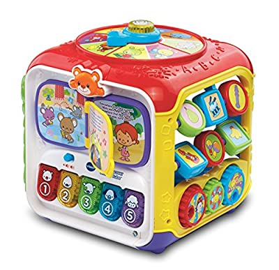 VTech Activity Cube by V Tech that we recomend personally.