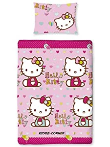 Hello Kitty Juego de cama 135 x 200