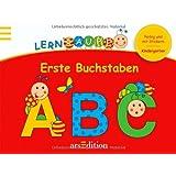 Lernraupe - Erste Buchstaben (Kindergarten-Lernraupe)