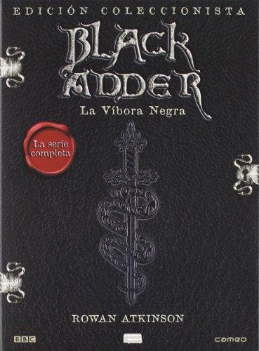 Black Adder. La Víbora Negra. La Serie Completa [DVD]