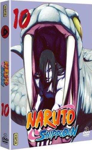 Naruto Shippuden - Vol. 10 (Naruto Shippuden Season 10 compare prices)