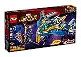 レゴ スーパー・ヒーローズ ミラノ・スペースシップ・レスキュー 76021