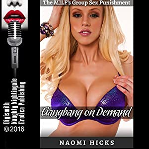 Gangbang on Demand Audiobook