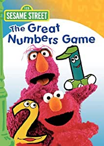 Sesame Street - The Great Numbers Game [Import USA Zone 1]